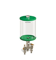 B5163-064AB021GW_Color Key 2 Feed Manual Green 0.5gal .25